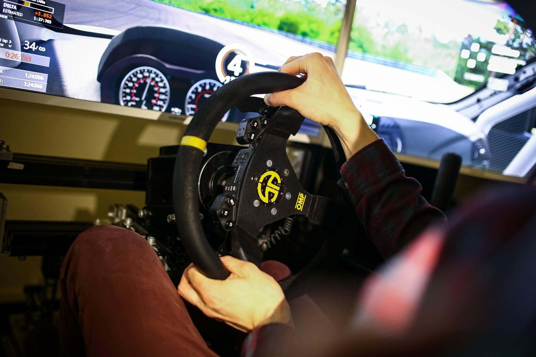 simuliatoriai vairas